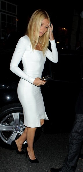 More Pics of Gwyneth Paltrow Cocktail Dress (1 of 2) - Cocktail Dress Lookbook - StyleBistro