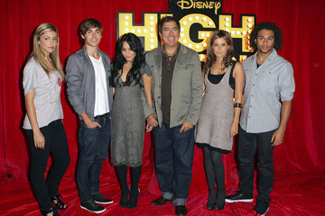 Ashley Tisdale Corbin Bleu HSM 3 press conference