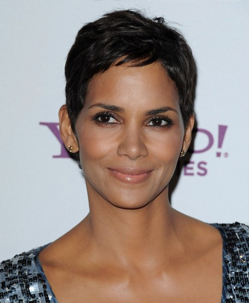 Enjoyable Halle Berry Short Hairstyles 2010 Best Hairstyles 2017 Hairstyles For Women Draintrainus