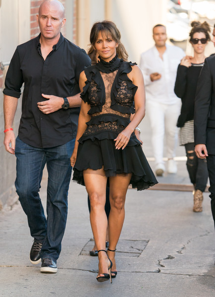 More Pics of Halle Berry Shift Dress  (1 of 93) - Dresses & Skirts Lookbook - StyleBistro []