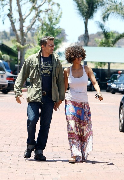More Pics of Halle Berry Tank Top (1 of 18) - Tank Top Lookbook - StyleBistro