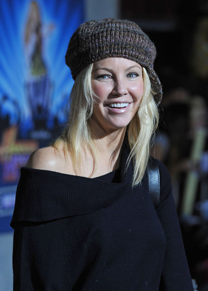 More Pics of Heather Locklear Visor Beanie (1 of 13) - Visor Beanie Lookbook - StyleBistro