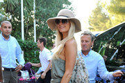 Paris Hilton's Tips for Traveling in Style