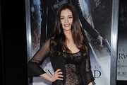 India Eisley Little Black Dress
