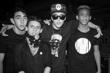 Jaden Smith Justin Bieber Celebrity Social Media Pics