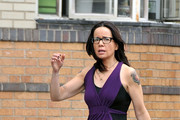 Janeane Garofalo Band Tattoo
