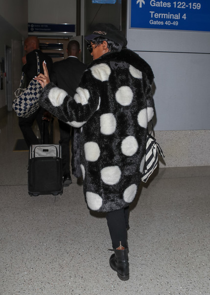 More Pics of Janelle Monae Classic Backpack (1 of 7) - Backpacks Lookbook - StyleBistro