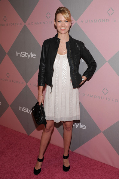 January Jones Shift Dress []