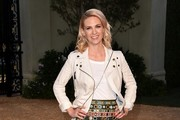 January Jones Leather Jacket