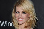 January Jones Medium Layered Cut