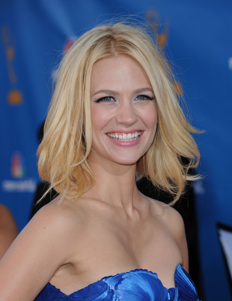January Jones Mid-Length Bob []
