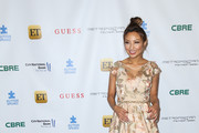 Jeannie Mai Fishtail Dress