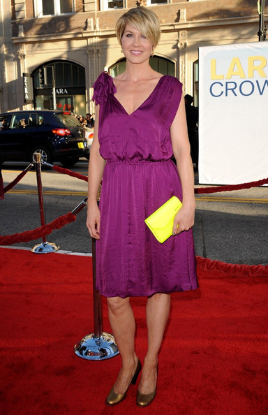 Jenna Elfman Cocktail Dress