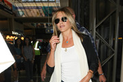 Jennifer Aniston Solid Scarf