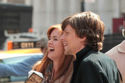 Isla Fisher and Jesse Eisenberg Photo