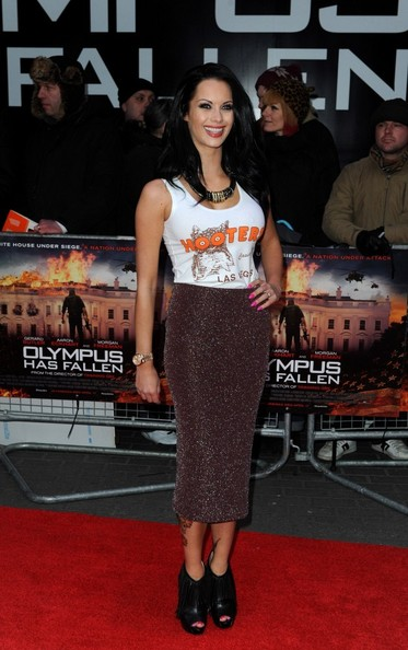 Jessica-Jane Clement Pencil Skirt
