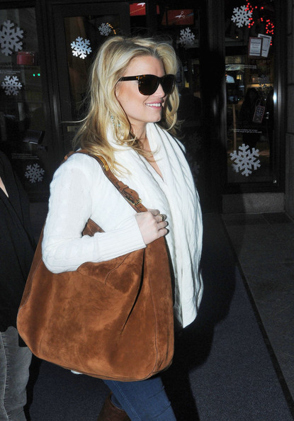 Jessica Simpson Oversized Satchel