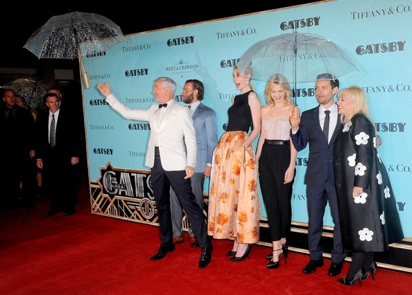 'The Great Gatsby' Premieres in Sydney