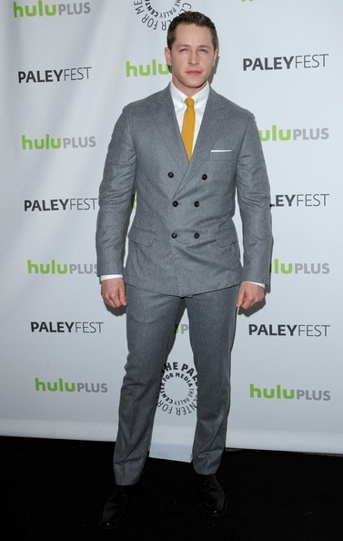 Josh Dallas Clothes