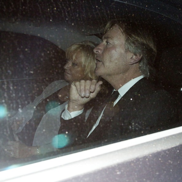 Richard Madeley Leaves the Ivy Club