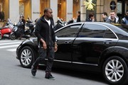 Kanye West to Return to Paris Fashion Week