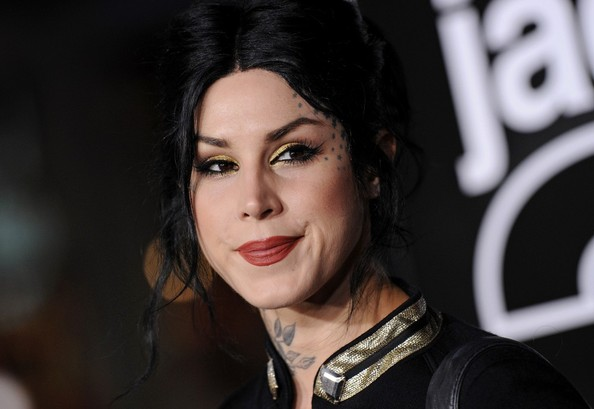 kat von d los angeles tattoo