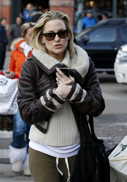 Kate Hudson Wayfarer Sunglasses