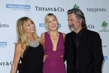 Kate Hudson Kurt Russell The 2014 Baby2Baby Gala