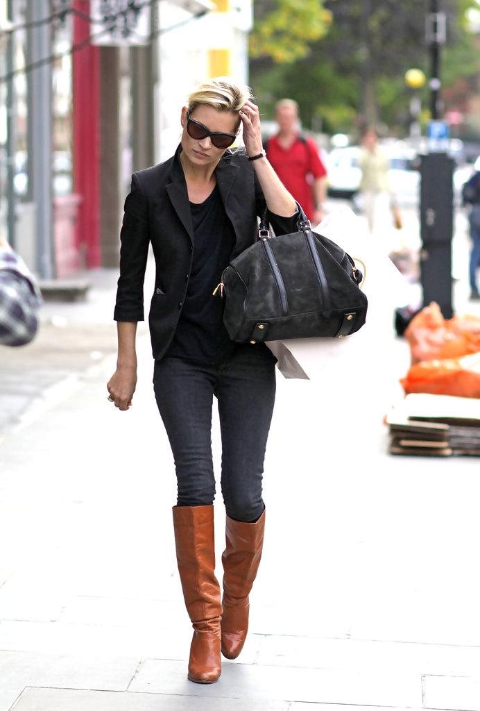 Kate Moss Knee High Boots Kate Moss Boots Looks