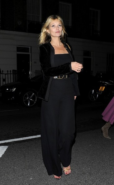 More Pics of Kate Moss Jumpsuit (5 of 29) - Kate Moss Lookbook - StyleBistro