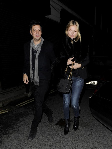 Kate Moss and Jamie Hince Enjoy Valentine's Day