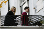 Nick Grimshaw and Kate Moss Photo