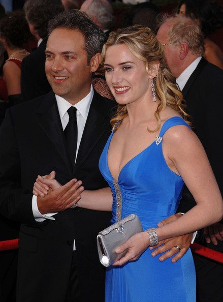 Kate Winslet Half Up Half Down