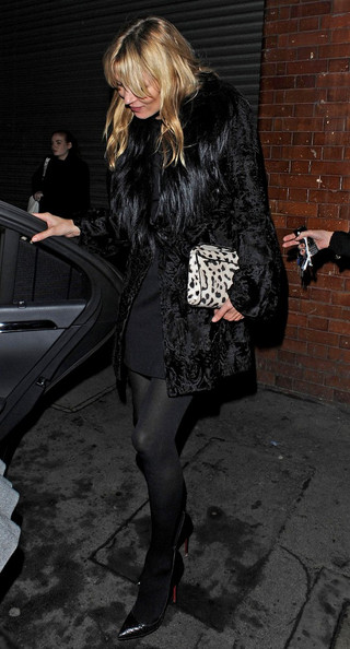 More Pics of Kate Moss Pumps (1 of 4) - Kate Moss Lookbook - StyleBistro
