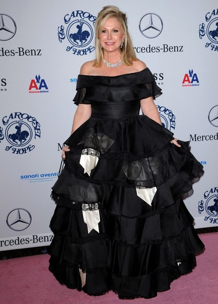 Kathy Hilton Clothes