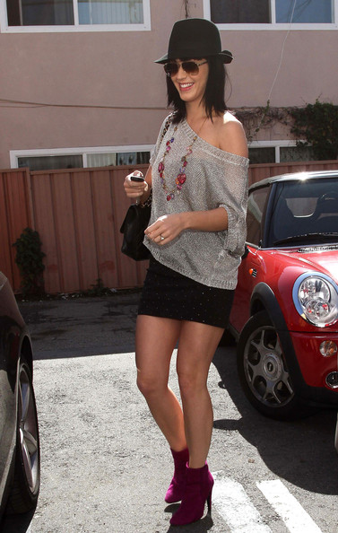 Katy Perry Ankle Boots []