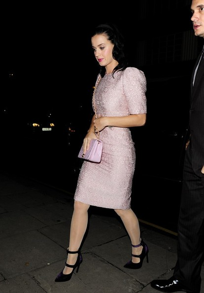 Katy Perry Evening Pumps []