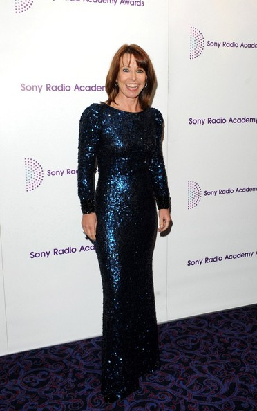 Kay Burley Beaded Dress