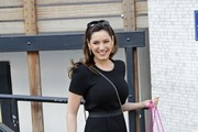 Kelly Brook Little Black Dress