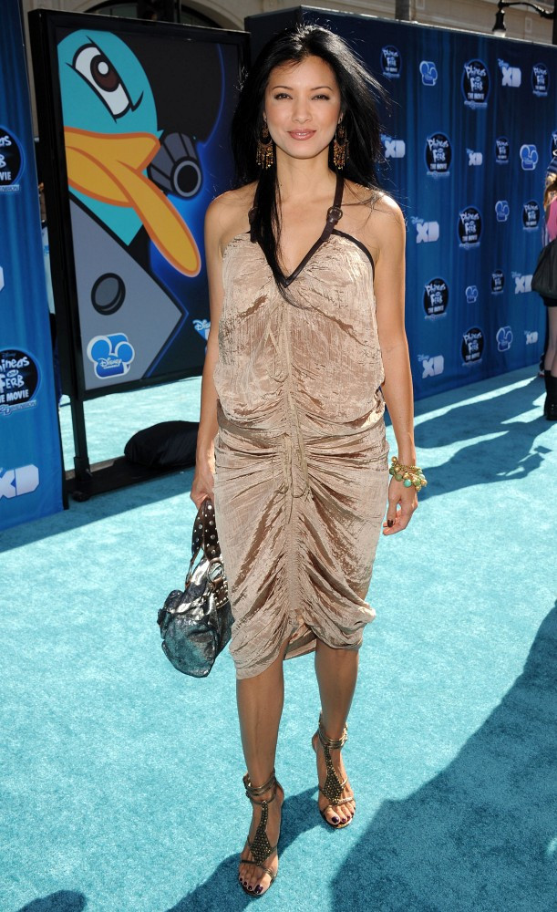 Kelly Hu Cocktail Dress Kelly Hu Looks Stylebistro