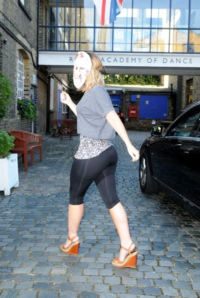Kimberley Walsh Leggings