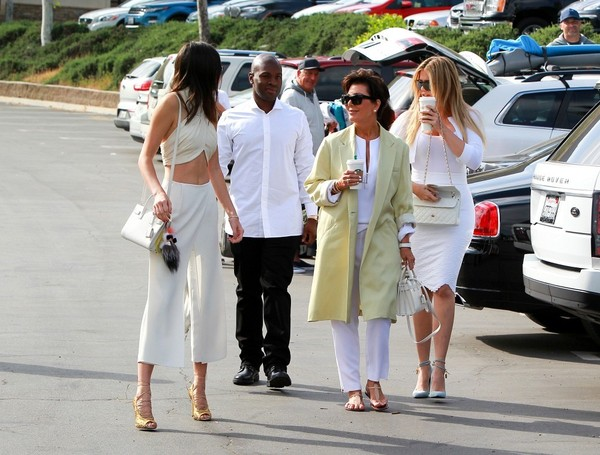 The Kardashian-Jenner Family Celebrates Easter