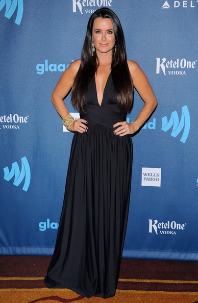 Kyle Richards Evening Dress