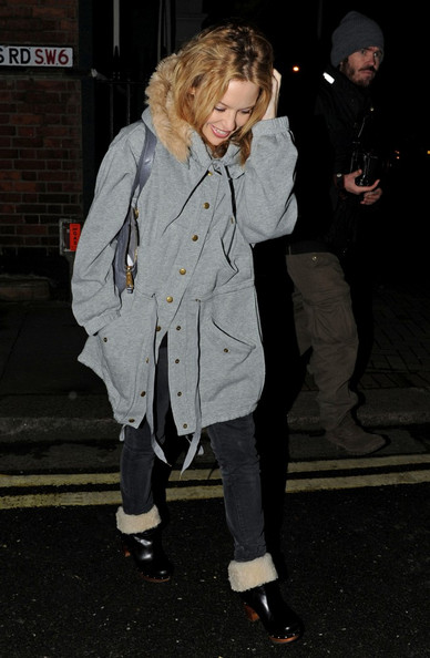 Kylie Minogue Clogs