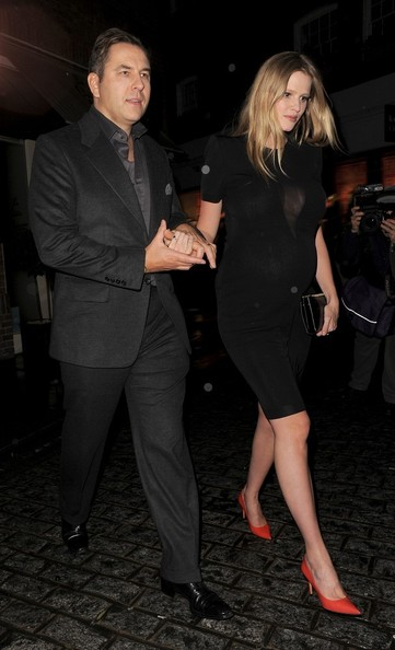 Lara Stone Evening Pumps