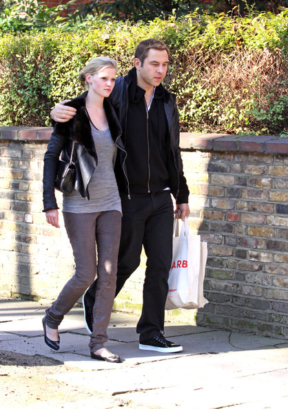 Lara Stone Leather Jacket