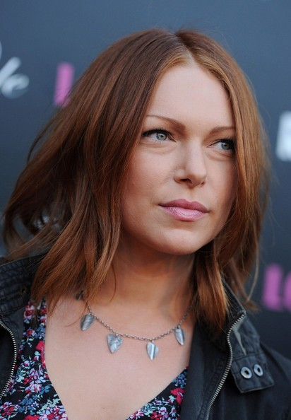 More pics of laura prepon pink lipstick 1 of 14 laura prepon lookbook stylebistro - Laura nue ...
