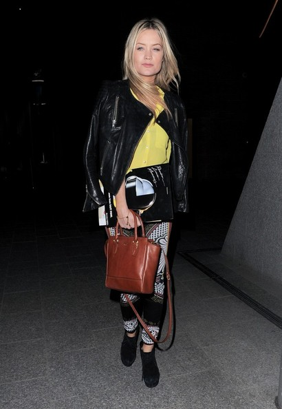 Laura Whitmore Cross Body Tote