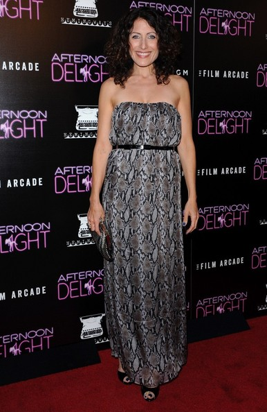 Lisa Edelstein Maxi Dress