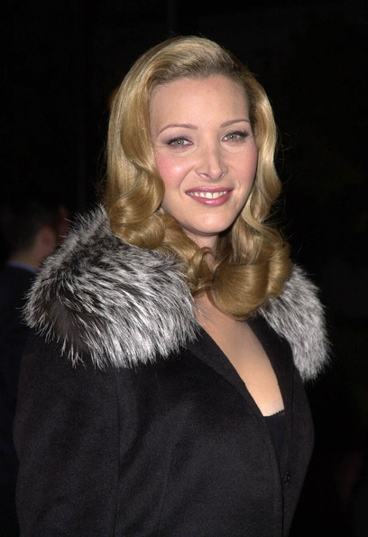 Lisa Kudrow Retro Hairstyle